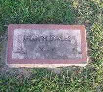 BOWLES, DELLA M. - Minnehaha County, South Dakota   DELLA M. BOWLES - South Dakota Gravestone Photos