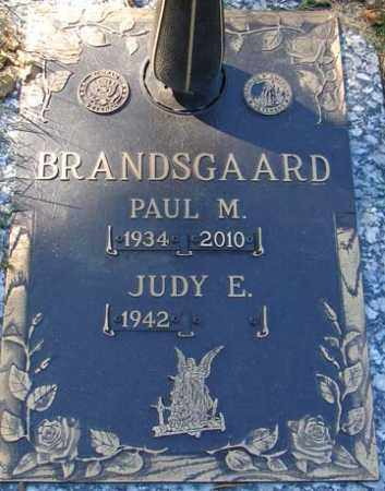 BRANDSGAARD, PAUL M. - Minnehaha County, South Dakota | PAUL M. BRANDSGAARD - South Dakota Gravestone Photos