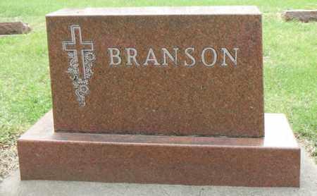 BRANSON, FAMILY STONE - Minnehaha County, South Dakota | FAMILY STONE BRANSON - South Dakota Gravestone Photos
