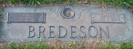 BREDESON, GLADYS - Minnehaha County, South Dakota | GLADYS BREDESON - South Dakota Gravestone Photos