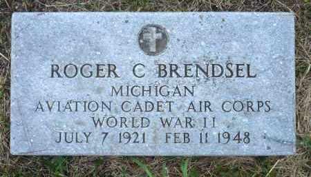 BRENDSEL, ROGER C. - Minnehaha County, South Dakota | ROGER C. BRENDSEL - South Dakota Gravestone Photos