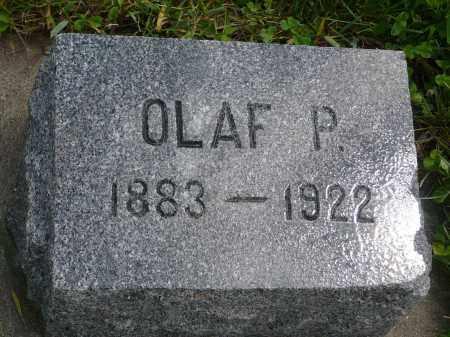 BRENDTRO, OLAF P. - Minnehaha County, South Dakota | OLAF P. BRENDTRO - South Dakota Gravestone Photos