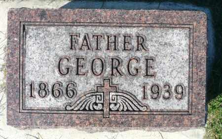BRICHER, GEORGE - Minnehaha County, South Dakota | GEORGE BRICHER - South Dakota Gravestone Photos