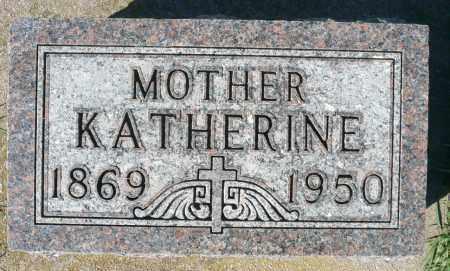BRICHER, KATHERINE - Minnehaha County, South Dakota | KATHERINE BRICHER - South Dakota Gravestone Photos