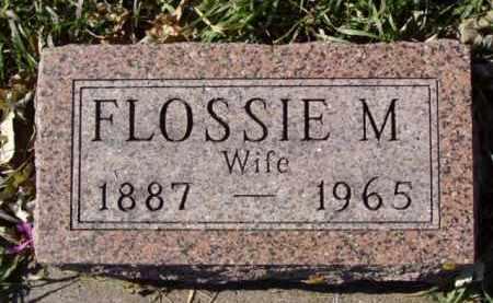 BRILEY, FLOSSIE M. - Minnehaha County, South Dakota   FLOSSIE M. BRILEY - South Dakota Gravestone Photos