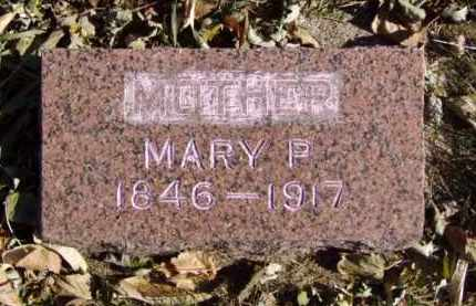 BRILEY, MARY P. - Minnehaha County, South Dakota | MARY P. BRILEY - South Dakota Gravestone Photos
