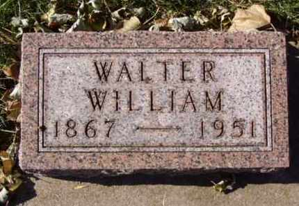 BRILEY, WALTER WILLIAM - Minnehaha County, South Dakota | WALTER WILLIAM BRILEY - South Dakota Gravestone Photos