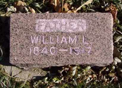 BRILEY, WILLIAM L. - Minnehaha County, South Dakota | WILLIAM L. BRILEY - South Dakota Gravestone Photos