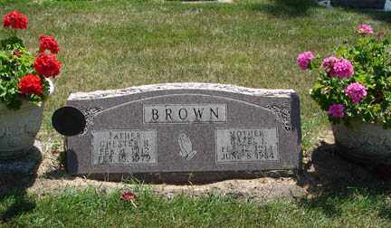 BROWN, CHESTER - Minnehaha County, South Dakota | CHESTER BROWN - South Dakota Gravestone Photos