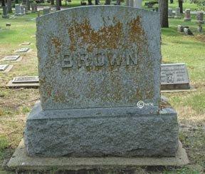 BROWN, FAMILY HEADSTONE - Minnehaha County, South Dakota | FAMILY HEADSTONE BROWN - South Dakota Gravestone Photos
