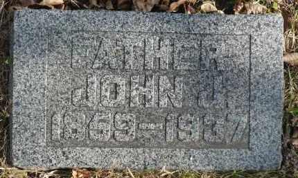 BROWN, JOHN J. - Minnehaha County, South Dakota | JOHN J. BROWN - South Dakota Gravestone Photos