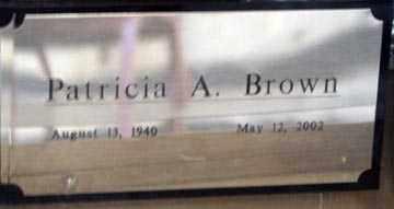 BROWN, PATRICIA A. - Minnehaha County, South Dakota   PATRICIA A. BROWN - South Dakota Gravestone Photos