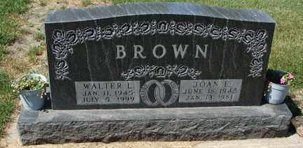 BROWN, JOAN P. - Minnehaha County, South Dakota | JOAN P. BROWN - South Dakota Gravestone Photos