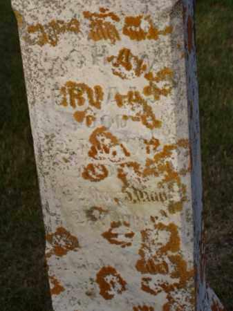 BRUAAS, JOHAN - Minnehaha County, South Dakota | JOHAN BRUAAS - South Dakota Gravestone Photos