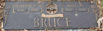 BRUCE, CLARENCE L. - Minnehaha County, South Dakota | CLARENCE L. BRUCE - South Dakota Gravestone Photos