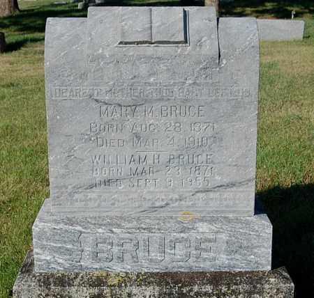 BRUCE, WILLIAM H. - Minnehaha County, South Dakota | WILLIAM H. BRUCE - South Dakota Gravestone Photos