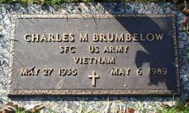 BRUMBELOW, CHARLES M. - Minnehaha County, South Dakota | CHARLES M. BRUMBELOW - South Dakota Gravestone Photos