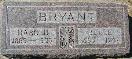 BRYANT, HAROLD - Minnehaha County, South Dakota | HAROLD BRYANT - South Dakota Gravestone Photos