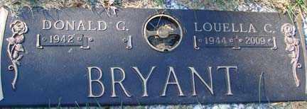 BRYANT, LOUELLA C. - Minnehaha County, South Dakota | LOUELLA C. BRYANT - South Dakota Gravestone Photos