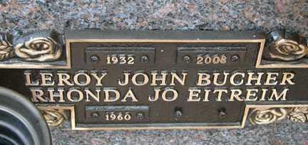 EITREIM, RHONDA JO - Minnehaha County, South Dakota | RHONDA JO EITREIM - South Dakota Gravestone Photos