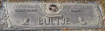 BULTJE, CLARENCE - Minnehaha County, South Dakota | CLARENCE BULTJE - South Dakota Gravestone Photos