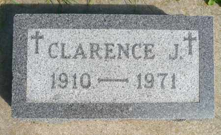 BUNKERS, CLARENCE JAMES - Minnehaha County, South Dakota | CLARENCE JAMES BUNKERS - South Dakota Gravestone Photos