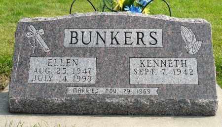 BUNKERS, ELLEN - Minnehaha County, South Dakota | ELLEN BUNKERS - South Dakota Gravestone Photos