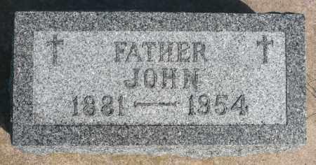 BUNKERS, JOHN - Minnehaha County, South Dakota | JOHN BUNKERS - South Dakota Gravestone Photos