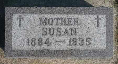 SCHWEBACH BUNKERS, SUSAN - Minnehaha County, South Dakota | SUSAN SCHWEBACH BUNKERS - South Dakota Gravestone Photos