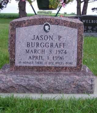 BURGGRAFF, JASON P. - Minnehaha County, South Dakota | JASON P. BURGGRAFF - South Dakota Gravestone Photos