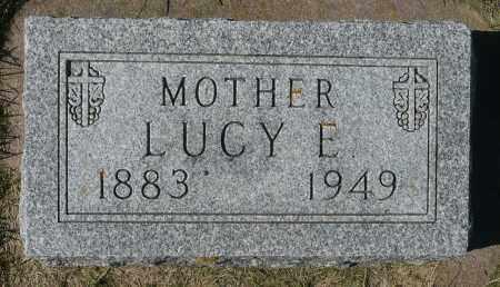 BURKARD, LUCY EVA - Minnehaha County, South Dakota | LUCY EVA BURKARD - South Dakota Gravestone Photos