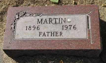 BURKMAN, MARTIN - Minnehaha County, South Dakota   MARTIN BURKMAN - South Dakota Gravestone Photos