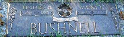 BUSHNELL, ALVINA L. - Minnehaha County, South Dakota   ALVINA L. BUSHNELL - South Dakota Gravestone Photos