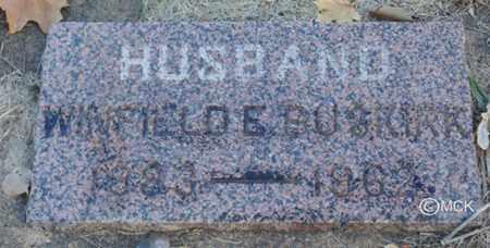 BUSKIRK, WINFIELD E. - Minnehaha County, South Dakota   WINFIELD E. BUSKIRK - South Dakota Gravestone Photos