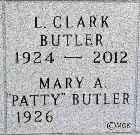 BUTLER, L. CLARK - Minnehaha County, South Dakota | L. CLARK BUTLER - South Dakota Gravestone Photos
