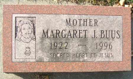 BUUS, MARGARET J. - Minnehaha County, South Dakota | MARGARET J. BUUS - South Dakota Gravestone Photos