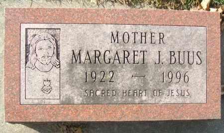 BUUS, MARGARET J. - Minnehaha County, South Dakota | MARGARET J. BUUS - South Dakota Gravestone Photos