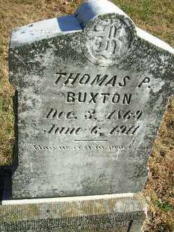 BUXTON, THOMAS PRATT - Minnehaha County, South Dakota | THOMAS PRATT BUXTON - South Dakota Gravestone Photos