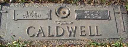 CALDWELL, IRA L. - Minnehaha County, South Dakota | IRA L. CALDWELL - South Dakota Gravestone Photos
