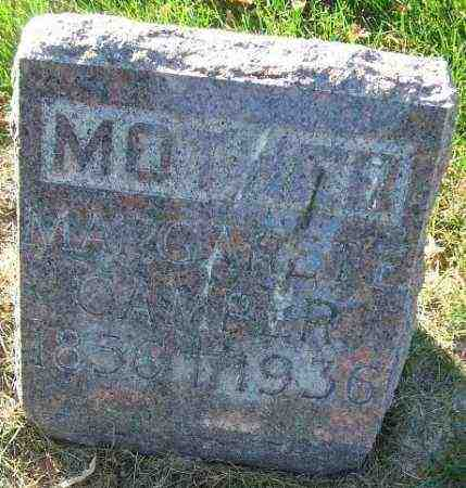 CAMPER, MARGARET E. - Minnehaha County, South Dakota | MARGARET E. CAMPER - South Dakota Gravestone Photos