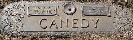 CANEDY, KATE - Minnehaha County, South Dakota   KATE CANEDY - South Dakota Gravestone Photos
