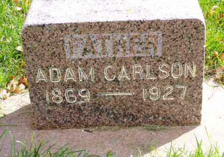 CARLSON, ADAM - Minnehaha County, South Dakota | ADAM CARLSON - South Dakota Gravestone Photos