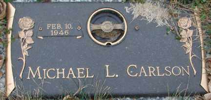 CARLSON, MICHAEL L. - Minnehaha County, South Dakota | MICHAEL L. CARLSON - South Dakota Gravestone Photos