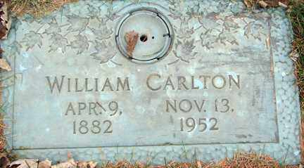 CARLTON, WILLIAM - Minnehaha County, South Dakota | WILLIAM CARLTON - South Dakota Gravestone Photos