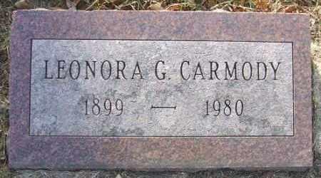 CARMODY, LEONORA G. - Minnehaha County, South Dakota | LEONORA G. CARMODY - South Dakota Gravestone Photos