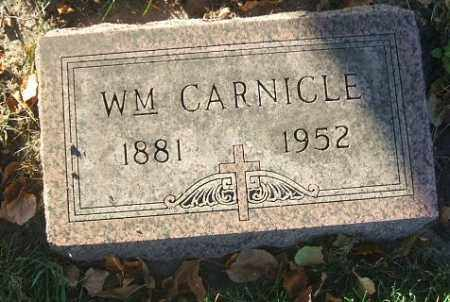CARNICLE, WILLIAM - Minnehaha County, South Dakota | WILLIAM CARNICLE - South Dakota Gravestone Photos