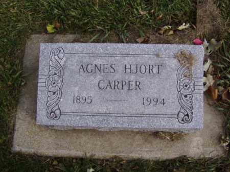 HJORT CARPER, AGENS - Minnehaha County, South Dakota | AGENS HJORT CARPER - South Dakota Gravestone Photos