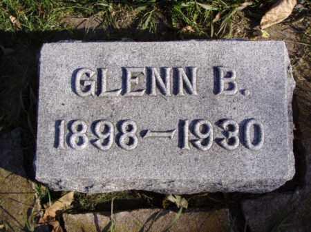 CARROLL, GLENN B. - Minnehaha County, South Dakota | GLENN B. CARROLL - South Dakota Gravestone Photos
