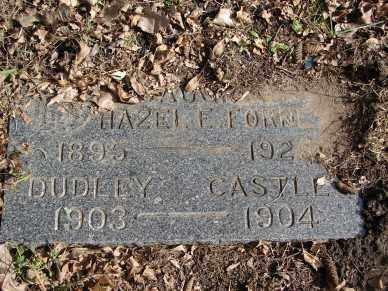 CASTLE, DUDLEY - Minnehaha County, South Dakota | DUDLEY CASTLE - South Dakota Gravestone Photos