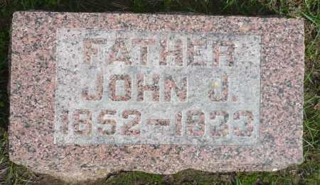 CAVANAUGH, JOHN J. - Minnehaha County, South Dakota | JOHN J. CAVANAUGH - South Dakota Gravestone Photos